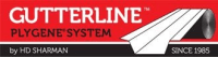 Logo gutterline