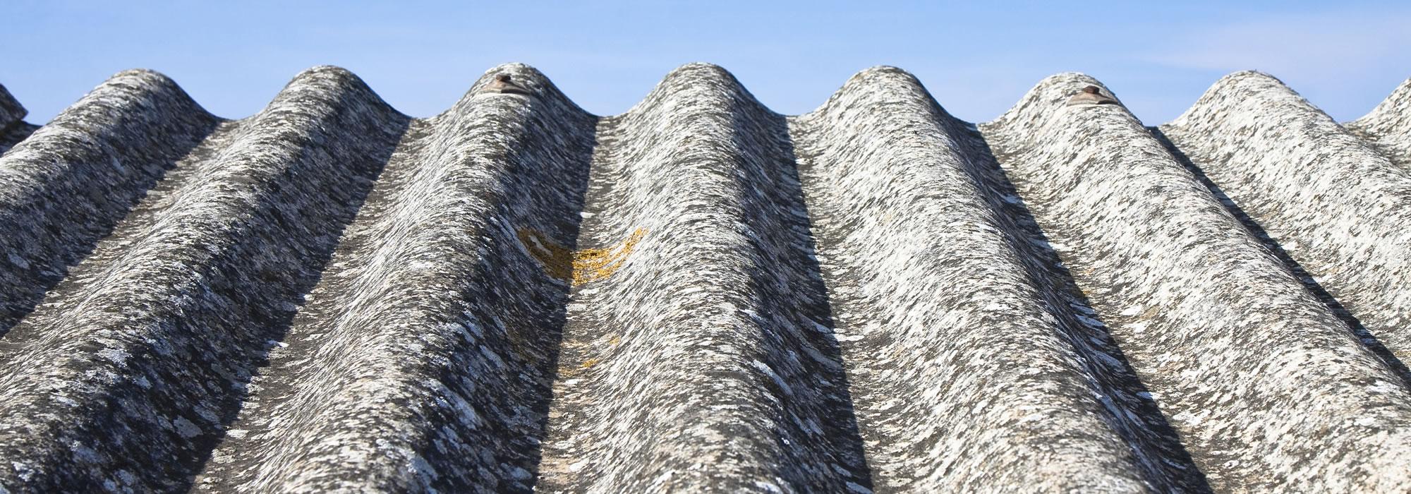 Banner asbestos roof repairs